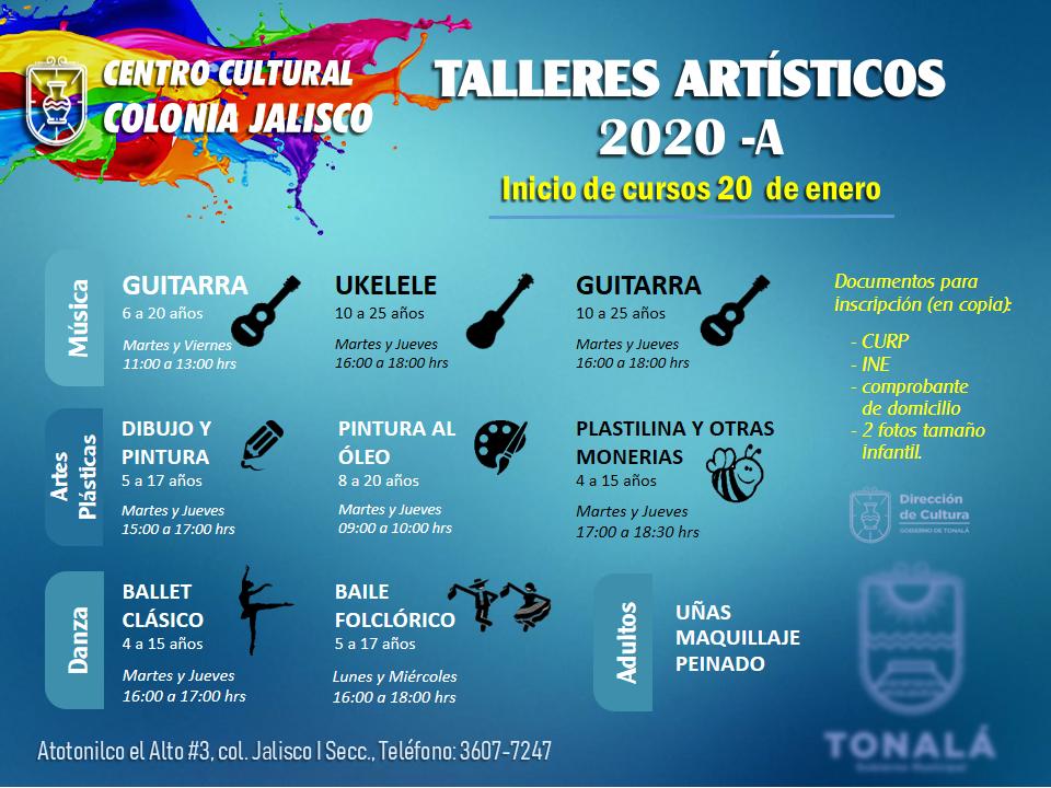 Convocatoria - CC Colonia Jalisco
