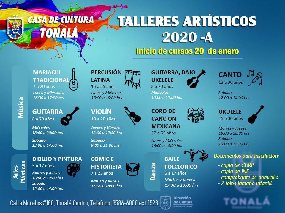 Convocatoria - CC Tonalá Centro