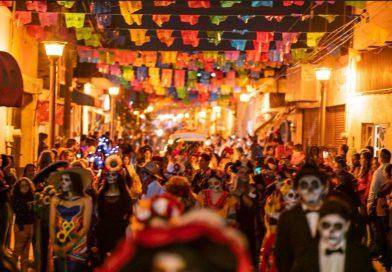 Gobierno de Tonalá celebra fiesta de las calaveras con más de 12 mil asistentes