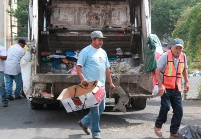 Por fallas en servicio de recolección de basura, Gobierno de Tonalá da ultimátum a CAABSA.