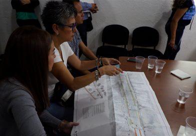 Continuarán trabajos de la SIOP en avenida Tonalá con acuerdos de comerciantes