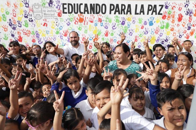 educando para la paz
