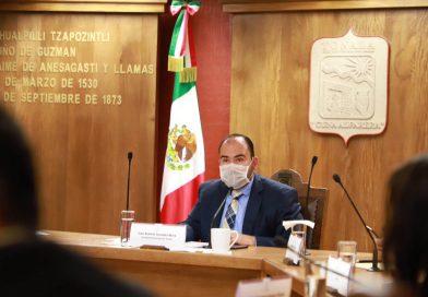 Sesiona el Ayuntamiento de Tonalá con estrictas medidas de prevención
