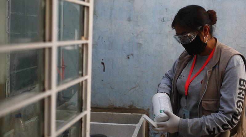 Tonalá en coordinación con Región Sanitaria intensifican las medidas de prevención contra el dengue