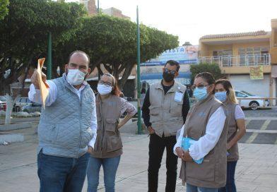 Tonalá intensifica acciones contra el mosquito transmisor del dengue