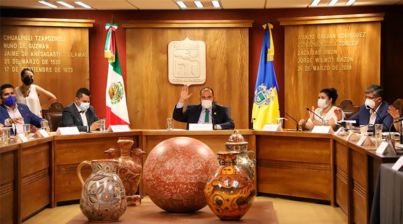 Tonalá aprueba bases de la convocatoria para la celebración del XVI Concurso de la Cerámica Tonallan 2021