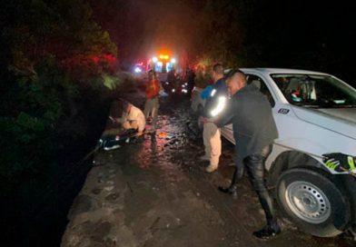 Elementos de Protección Civil Tonalá lograron el rescate de 6 personas en la Barranca de Colimilla