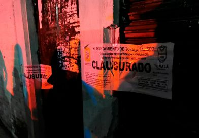 Gobierno de Tonalá refuerza los operativos de vigilancia sobre medidas contra COVID-19 en giros comerciales; se clausura una Arena de Lucha Libre